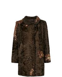 Liska Sequiny Coat