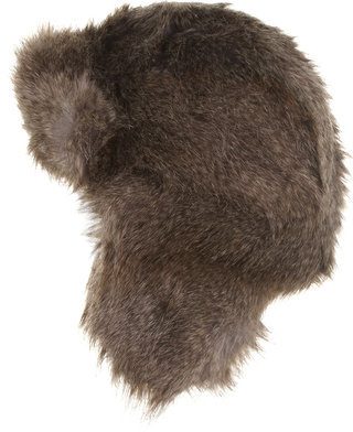 Dorothy Perkins Fox Faux Fur Trapper Hat