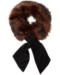 Grace Hats Fur Muffler