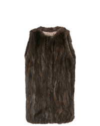 Fur gilet medium 7942307