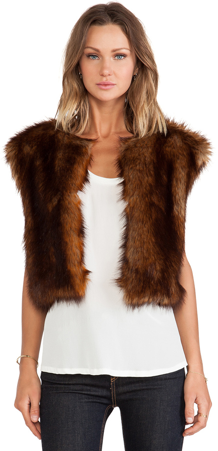 Buy low price, high quality faux fur vest with worldwide shipping on ganjamoney.tk