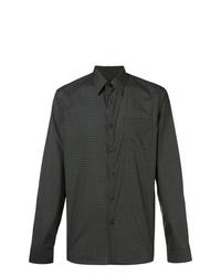 Prada Geometric Print Shirt