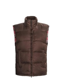 Rancho Estancia Down Vest Coffee