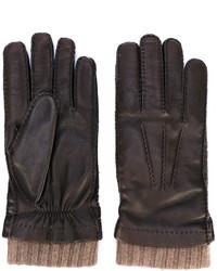 Loro Piana Rib Cuff Gloves