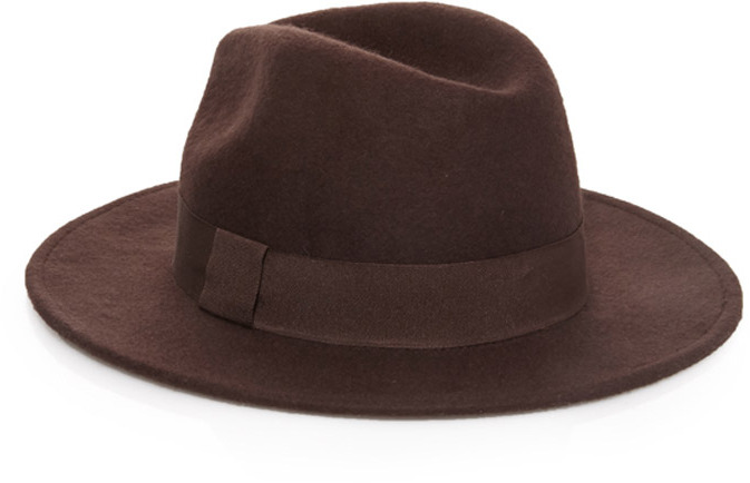 ... Brown Hats 21men 21 Felted Wool Fedora ... b0e7c3a31b2