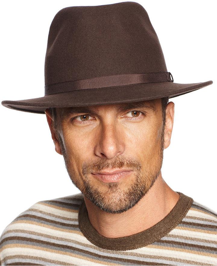 ... Country Gentleman Hats Wilton Fedora ... 852ed5ceec2