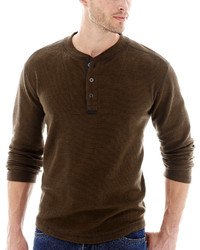 Stanley Long Sleeve Thermal Henley