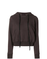 Unravel Project Cropped Hoodie