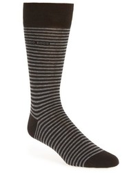 BOSS Marc Design Stripe Socks