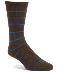Tommy John Nick Performance Stripe Socks