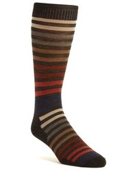 Smartwool Spruce Street Stripe Merino Wool Blend Socks
