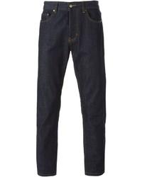 AMI Alexandre Mattiussi Ami Fit Five Pocket Jeans