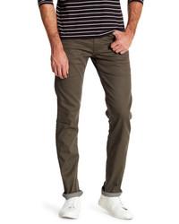 Levi's Line 8 511 New Khaki Slim Fit Jeans 30 34 Inseam