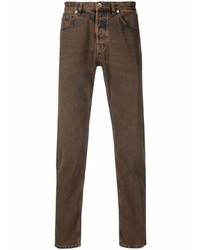 Eleventy Mid Rise Cropped Jeans