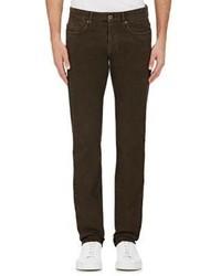 Incotex Neat Pattern Jeans