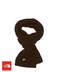 The north face cable minna scarf tnf black medium 157603