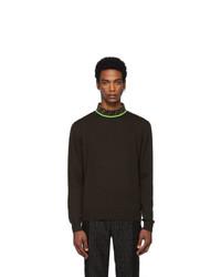 Fendi Brown Forever Sweatshirt