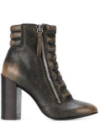 Diesel D Amelia Ankle Boots