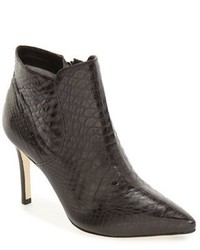 Johnston & Murphy Valerie Pointy Toe Bootie