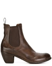 Officine Creative Mid Heel Ankle Boots
