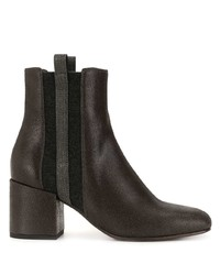 Brunello Cucinelli Stripe Detail Boots