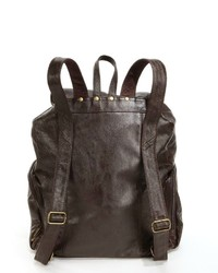 Amerileather Jumbo Leather Backpack | Where to buy & how to wear