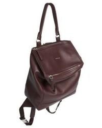 Givenchy Pandora Waxy Leather Mini Backpack