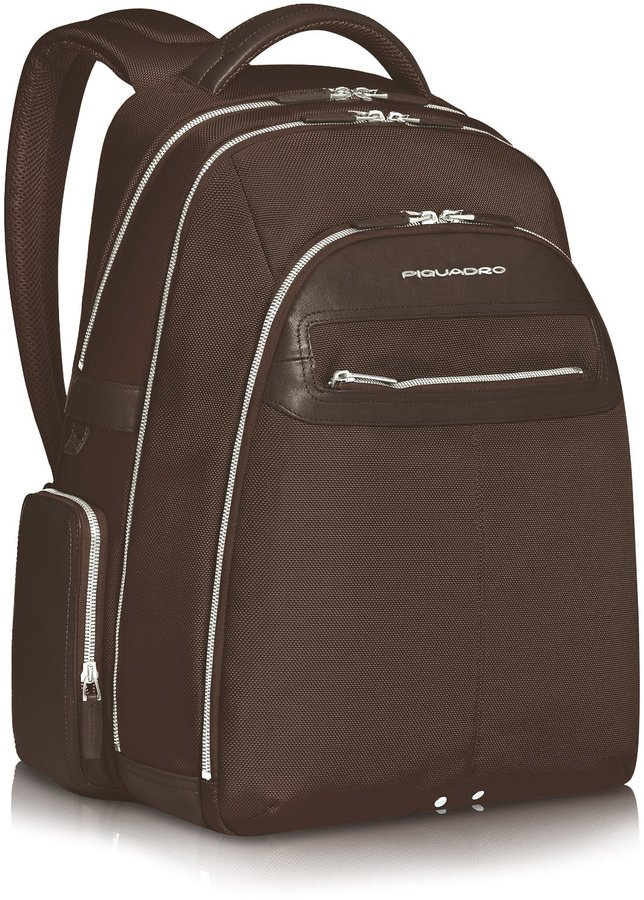 Piquadro Link Multi Pocket Laptop Backpack | Where to buy & how to ...