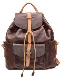 Will Leather Goods Rainier Leather Backpack Black
