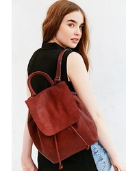 Silence & Noise Silence Noise Pebbled Leather Mini Backpack