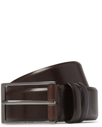 Hugo Boss 35cm Brown Carmello Leather Belt