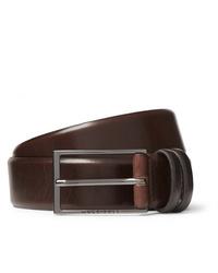 Hugo Boss 35cm Brown Carmello Leather Belt