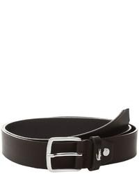 Lacoste 35mm Belt Raw Edges Belts