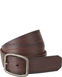 A. Kurtz A Kurtz Chance Leather Belt