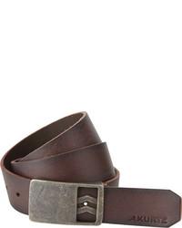 A. Kurtz A Kurtz Patrick Leather Belt