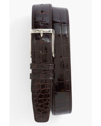 Mezlan Alligator Belt