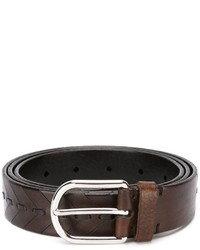 Brunello Cucinelli Classic Buckle Belt