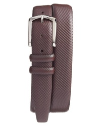 Torino Belts Bulgaro Calfskin Leather Belt