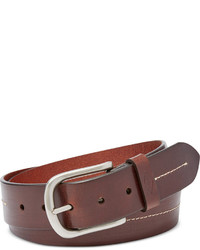 Fossil Cullen Casual Leather Belt