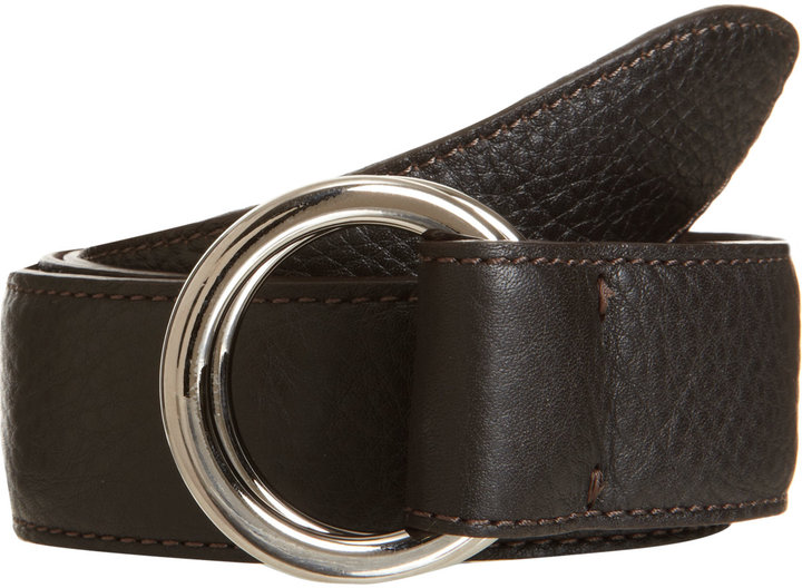 Barneys New York Double O Ring Belt | Where to buy & how to wear