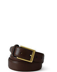 Classic Glove Leather Belt Brown48