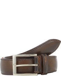 Harris Burnished Leather Belt