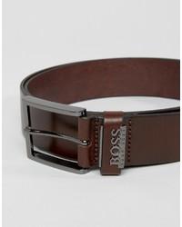 Hugo Boss Boss By Senol Leather Belt