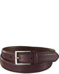Uniqlo Italian Leather Stitched Belt
