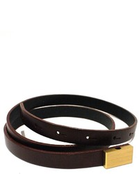 Lizzy Disney Leather Belt