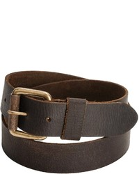 Timberland Milled Belt Leather