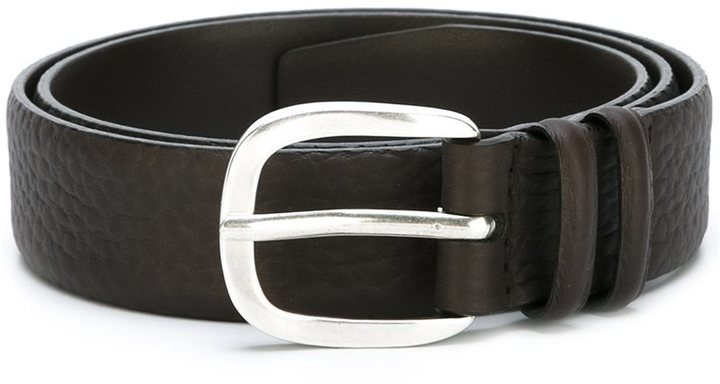 Orciani Hammered Cut Belt