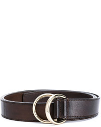 Santoni Ring Buckle Belt