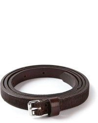 Sofie D'hoore Volos Leather Belt