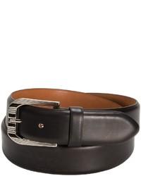 Tardini Smooth Calfskin Leather Belt